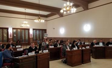 La seguridad, protagonista de la quinta sesión ordinaria del Concejo