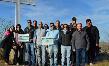 Olavarría Pública en Sierras Bayas denuncia abandono de sitios turísticos