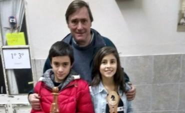 Ajedrez: la Escuela Municipal compitió en 9 de Julio