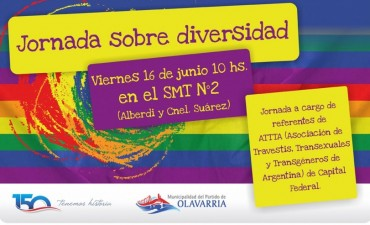 Jornada sobre diversidad en el Servicio Territorial Nº 2