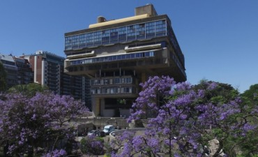 Biblioteca Nacional: destacan detalles de su construcción