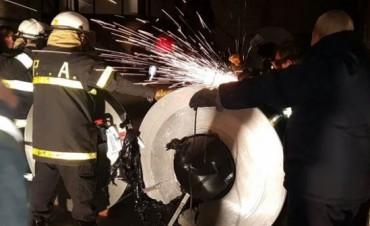 Secuestran 1500 kilos de cocaína en Bahía Blanca