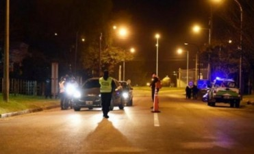 Seguridad vial: alrededor de 120 actas de tránsito en una semana