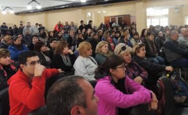Paritaria Municipal: el gremio informó a los afiliados el estado de la negociación