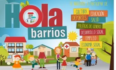 Fin de semana: HOla Barrios x 2