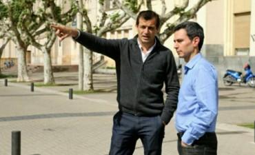 González Hueso le reclamó a Galli por la situación del hospital