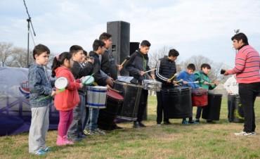 La alegría de HOla Barrios en Hinojo y el Territorial N° 3