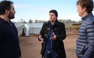 Presentación de la lista de Unidad Ciudadana que encabeza Federico Aguilera
