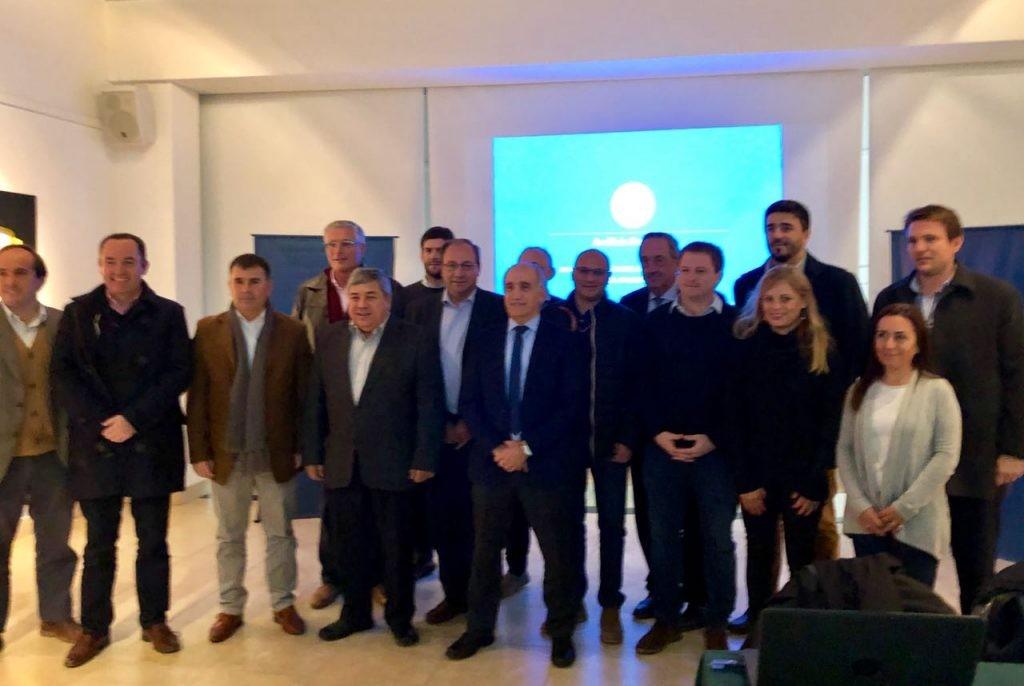 Ciudades Inteligentes: Ezequiel Galli participó de la Mesa de Diálogo