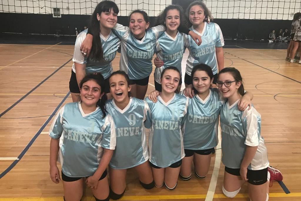 Bonaerenses 2018: Cáneva y Estudiantes clasificaron para el regional en Voley