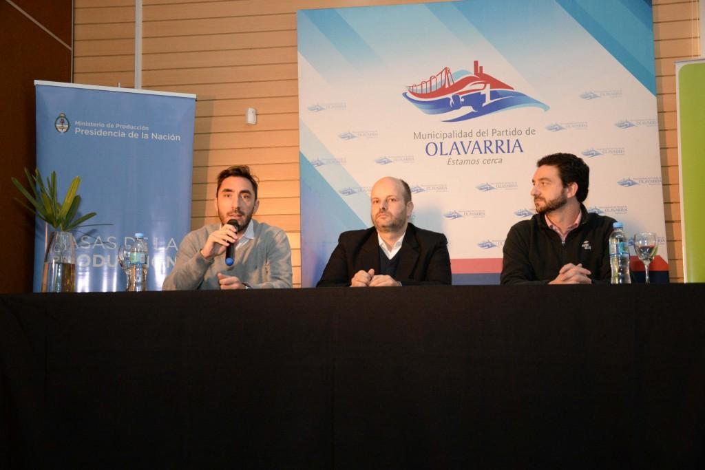 Jornada provincial de Atención a Pymes en Olavarría