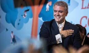 Colombia: 'el presidente electo dijo que no hará trizas el acuerdo de paz'