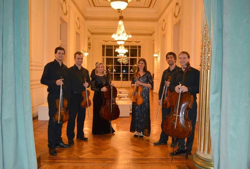 Mozarteum: Segundo concierto de la temporada
