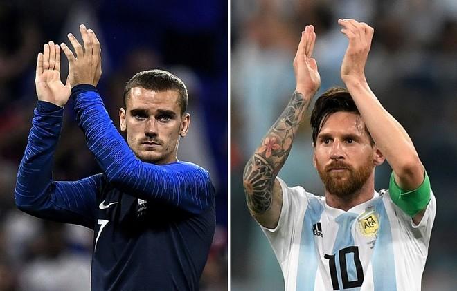 'Hay muchos argentinos que piensan en el partido de Cuartos