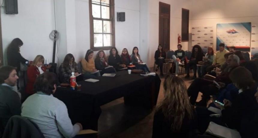 Primera reunión de COPRET en Olavarría