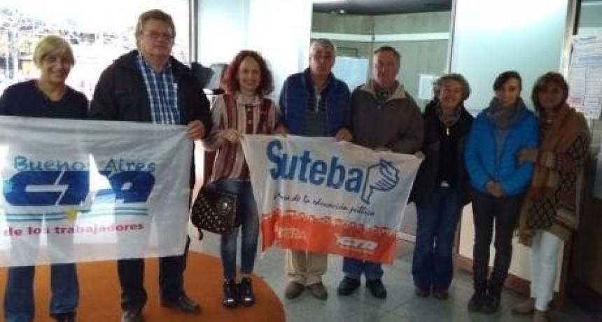 Causa Monte PELONI II: SUTEBA acompañó los testimonios del caso FABI