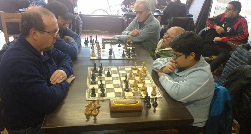 Horacio Pereyra ganó el Pimponazo