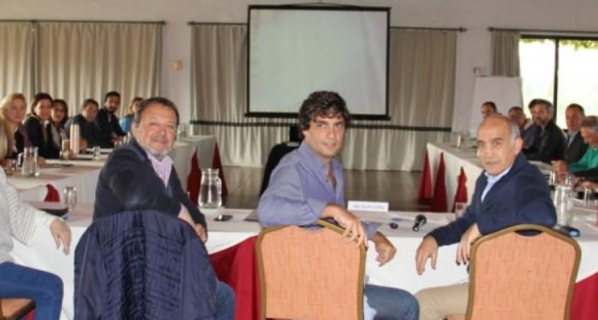 Legisladores de Cambiemos se reunieron con funcionarios provinciales
