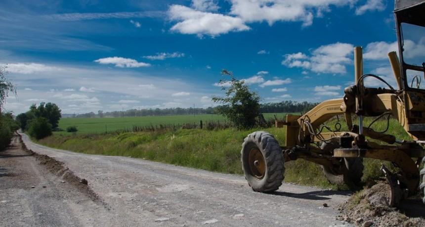 Mejorar los caminos de la producción para el crecimiento local