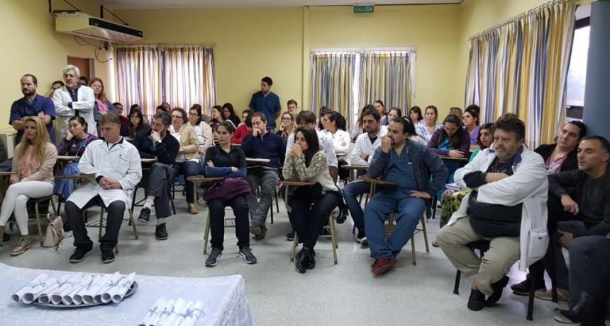 Nuevos profesionales de la salud prestan servicio en el Hospital Municipal
