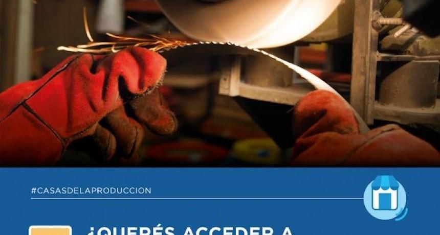 Nación y Municipio trabajan en el fortalecimiento a emprendedores y PyMEs