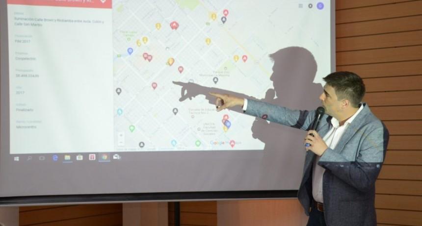 #olavarriadigitalyabierta: la gestión municipal trabaja para garantizar la transparencia