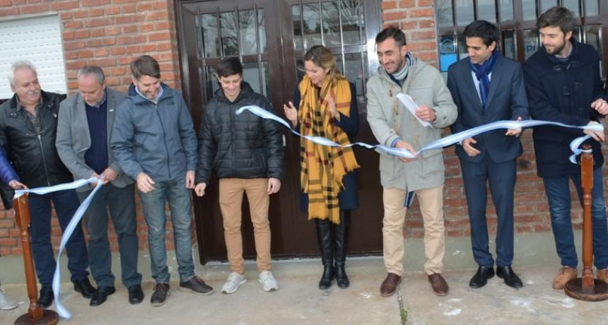 Se inauguró el Club de Emprendedores de Olavarría