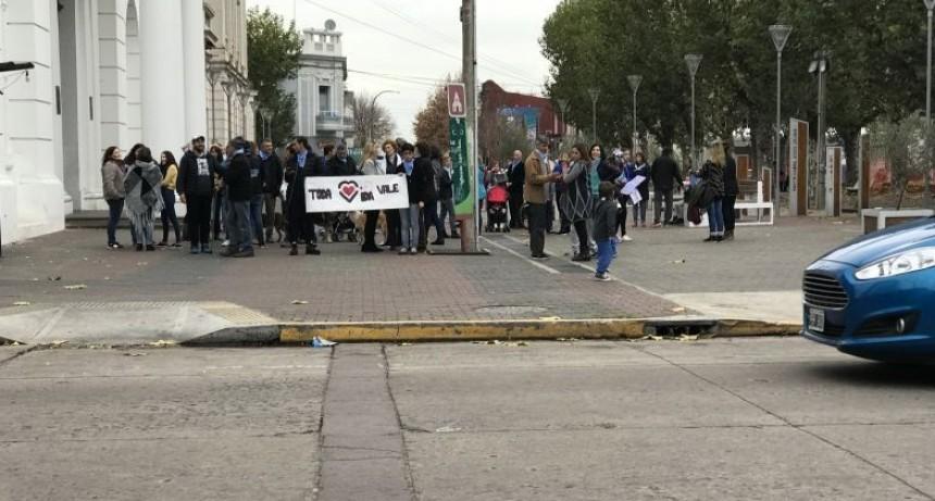 Marcha Pro Vida: en Olavarría también hubo manifestación