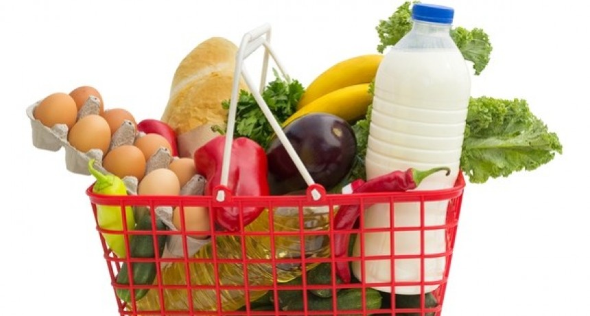 Precios: la canasta básica de alimentos aumentó 2,56 %