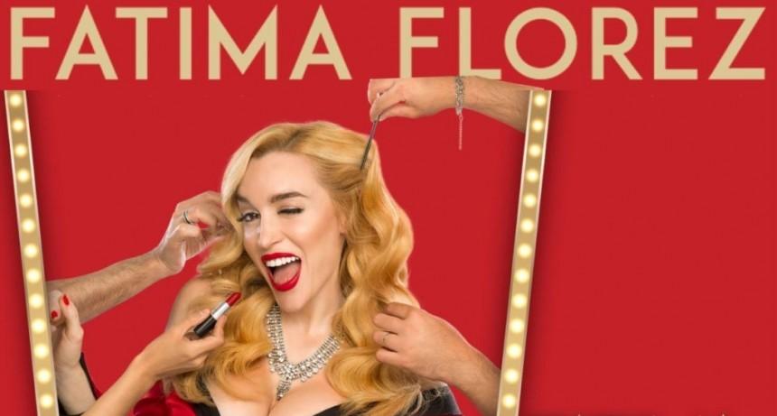 "Fátima Flórez presenta ""Fátima Superstar"""