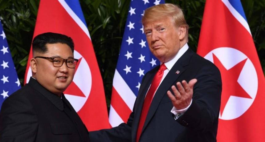 'El presidente norcoreano es el ganador de este primer encuentro'