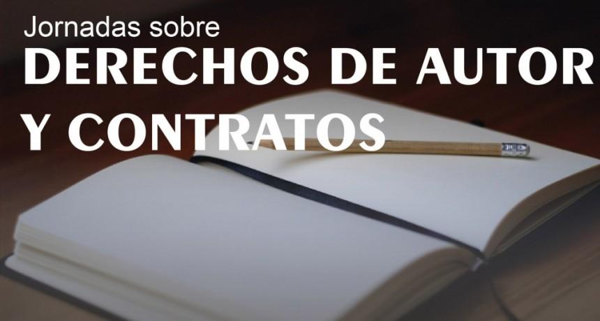 Jornadas sobre Derechos de autor y contratos