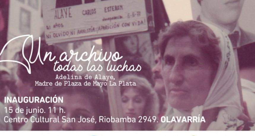 """La muestra itinerante """"Un archivo, todas las luchas"""" llega a Olavarría"""