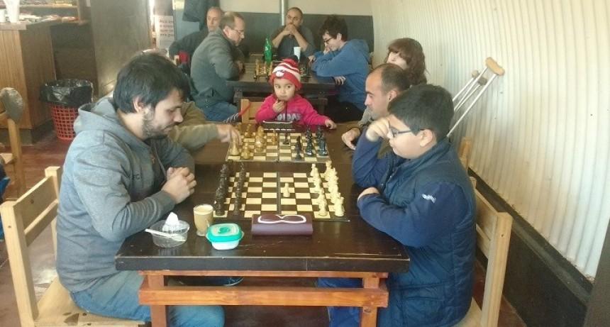 Ajedrez: Alan Pedreira Campeón
