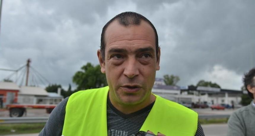 Ruta 3: 'creen que en octubre la obra tiene que estar en pleno funcionamiento'