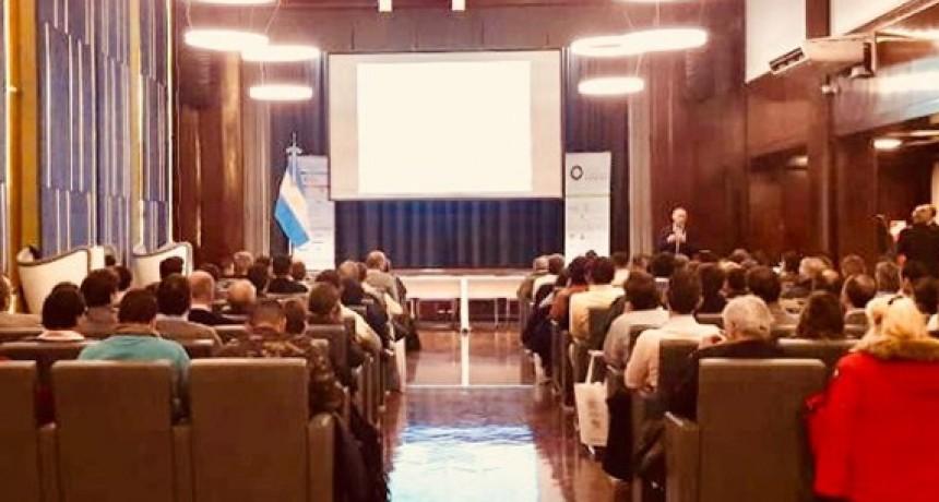 Desarrollo Sustentable: Olavarría en la Jornada Argentina de Reciclado de Neumáticos