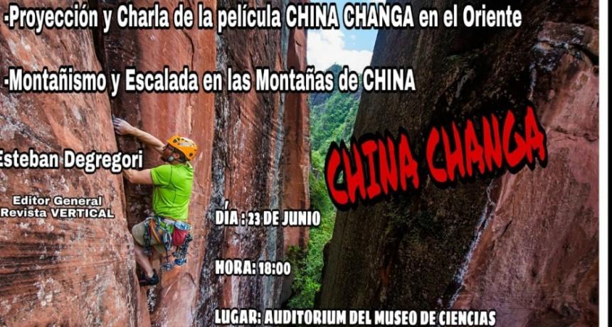 Película sobre montañismo