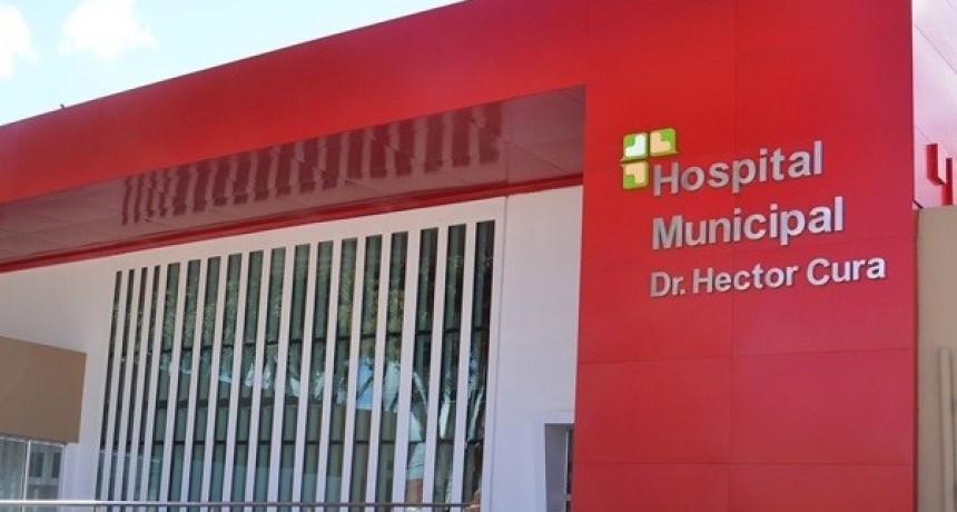 Cirugía inédita en el Hospital Municipal