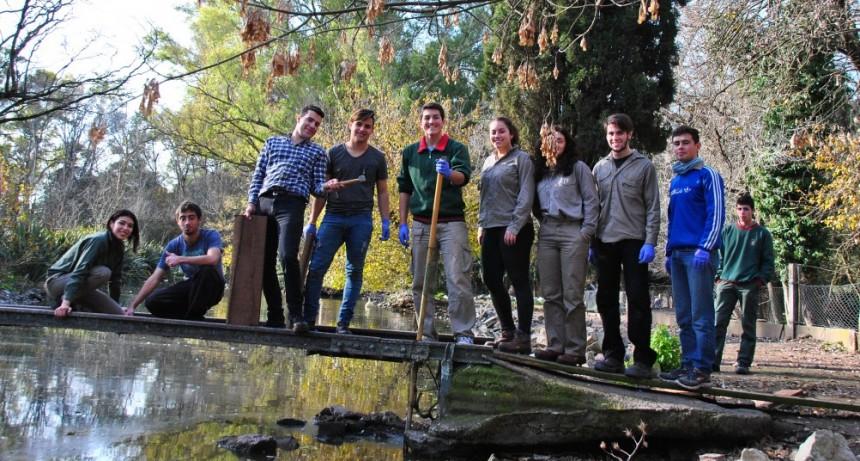 Estudiantes olavarrienses se involucran en el mundo del trabajo y la Responsabilidad Social