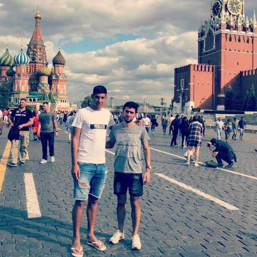 Olavarrienses en Rusia