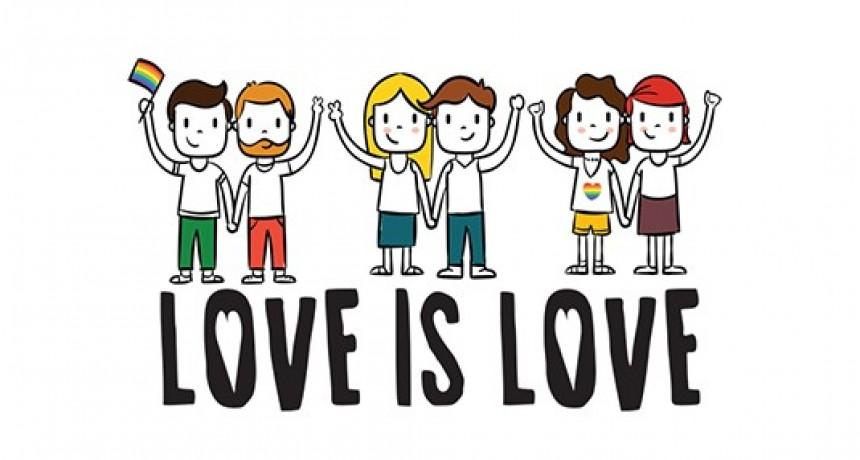 Se celebra el día del orgullo LGBTTTIQ