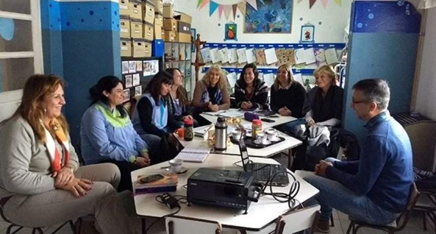 Espacios de reflexión para pensar derechos en primera infancia
