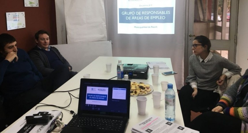 Olavarría participó de una nueva reunión de la Red de Innovación Local