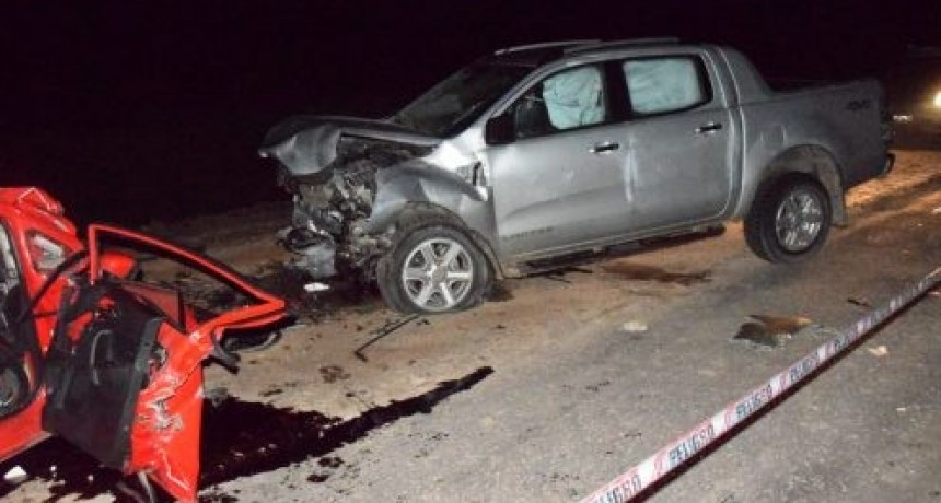 Accidente fatal sobre la Ruta 51
