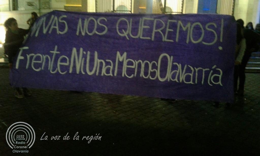 Día de lucha para las mujeres: en Olavarría habrá movilización