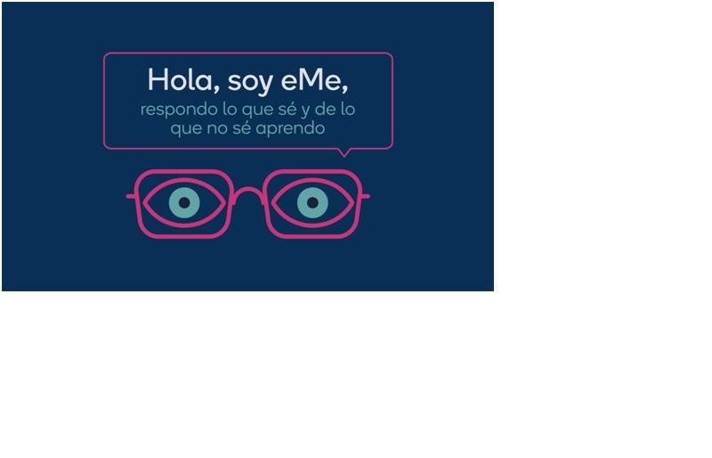 eMe, el asistente virtual  de Banco Macro programado  para responder y aprender