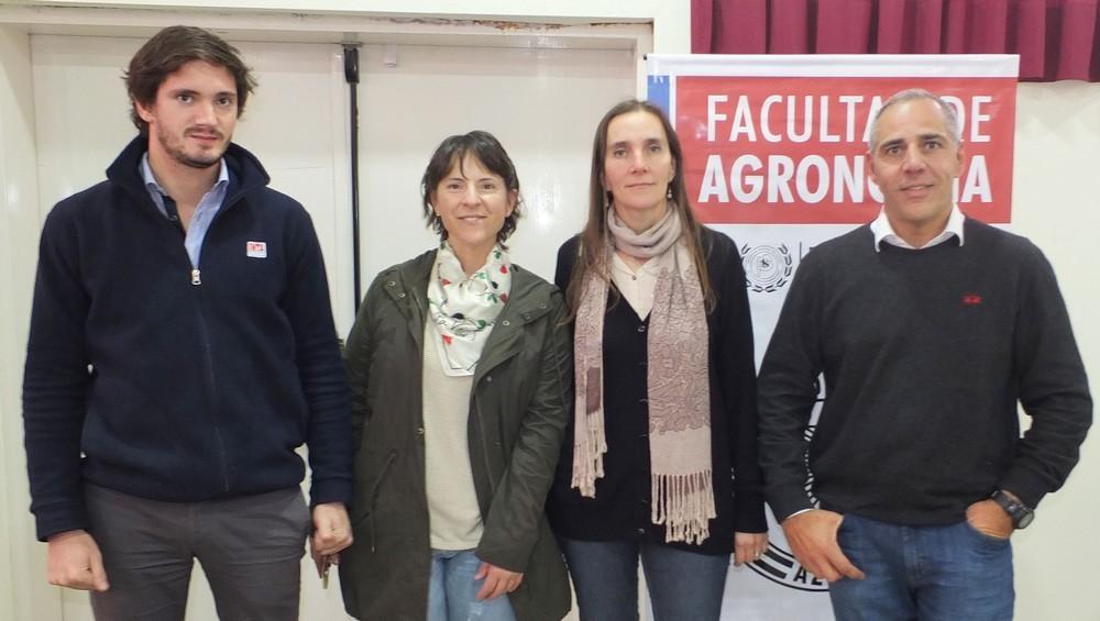 Exitosa clase abierta en la Facultad de Agronomía sobre Agroecología