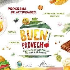 """Tres Arroyos: Feria """"Buen Provecho"""" primera edición"""