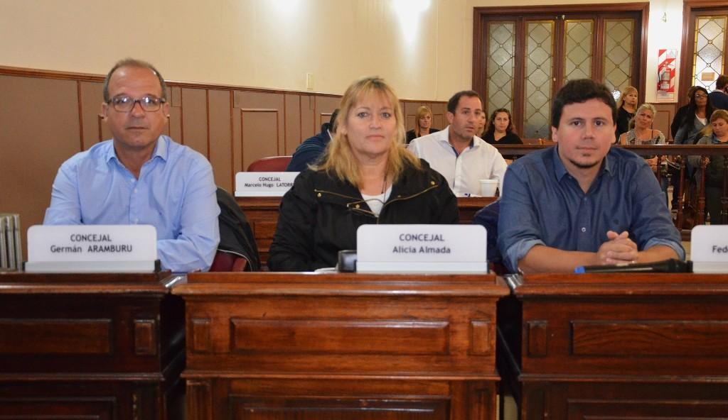 Unidad Ciudadana presenta proyecto para instalar medidas de seguridad vial en la Av. Del Valle y Río Negro