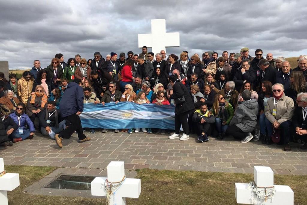 Malvinas: el recuerdo de la capitulación